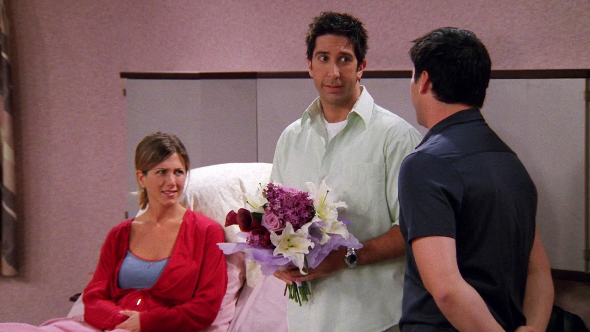 Friends - Season 9 Episode 1 : The One Where No One Proposes