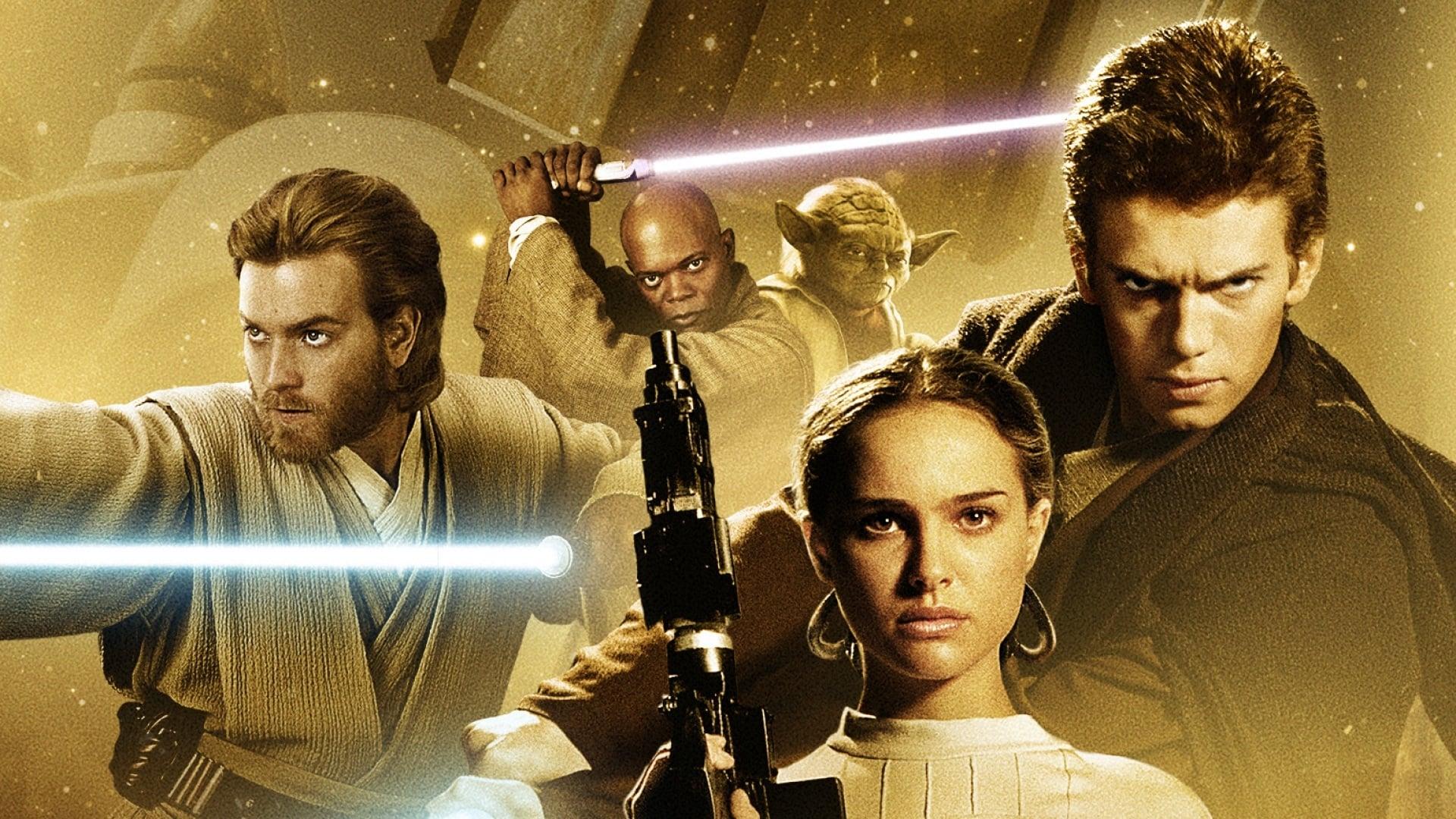 La guerra de las galaxias Episodio II: El ataque de los clones
