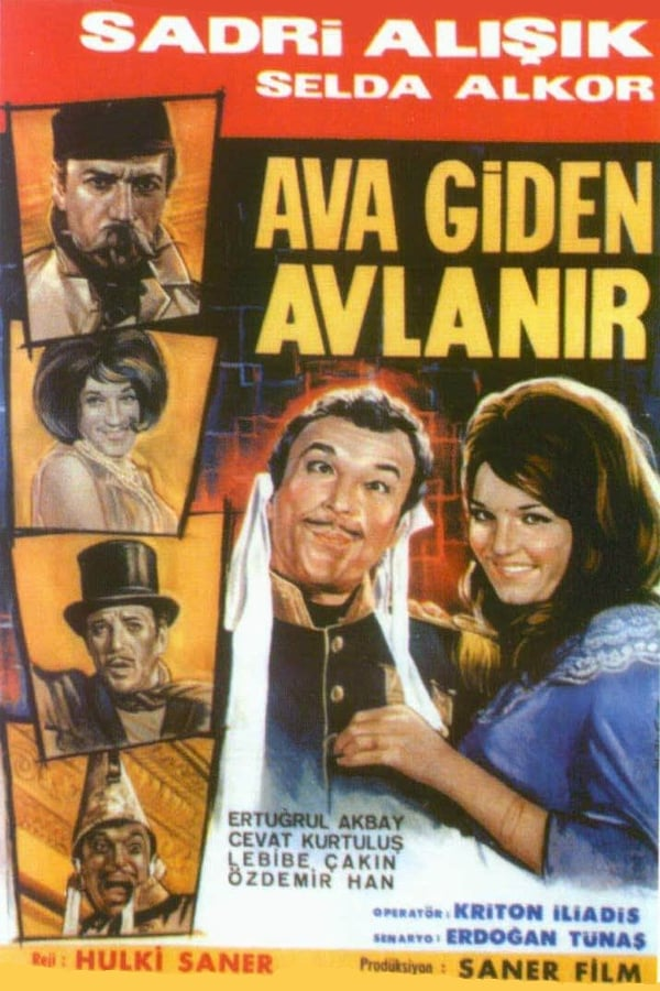 Ver Ava Giden Avlan?r Online HD Español (1965)