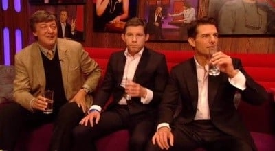 Tom Cruise, Stephen Fry, Lee Evans, Franz Ferdinand-Azwaad Movie Database