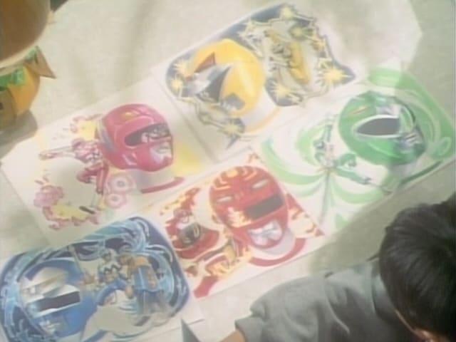 Super Sentai Season 22 :Episode 43  The Miracle's Footprints