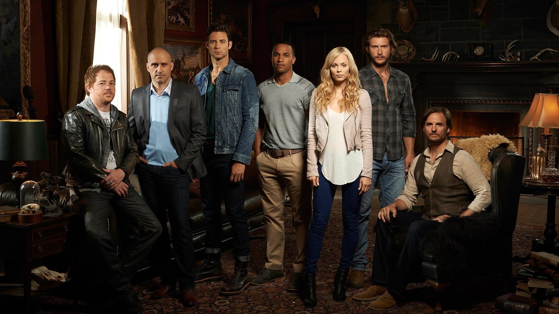 'Bitten' renewed for second season