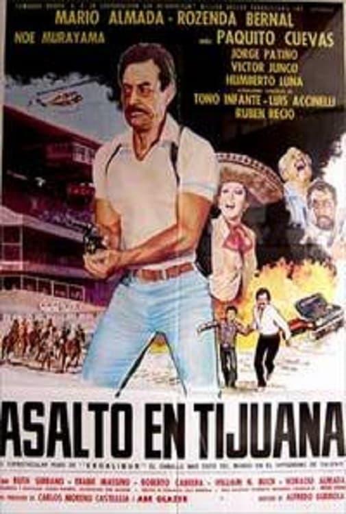 Ver Asalto en Tijuana Online HD Español (1984)