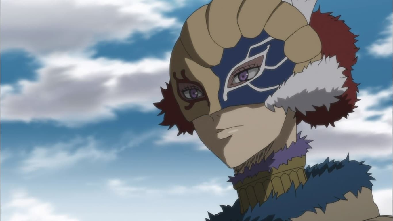 Black Clover - Season 1 Episode 53 : Behind the Mask