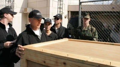 NCIS Season 6 :Episode 8  Cloak