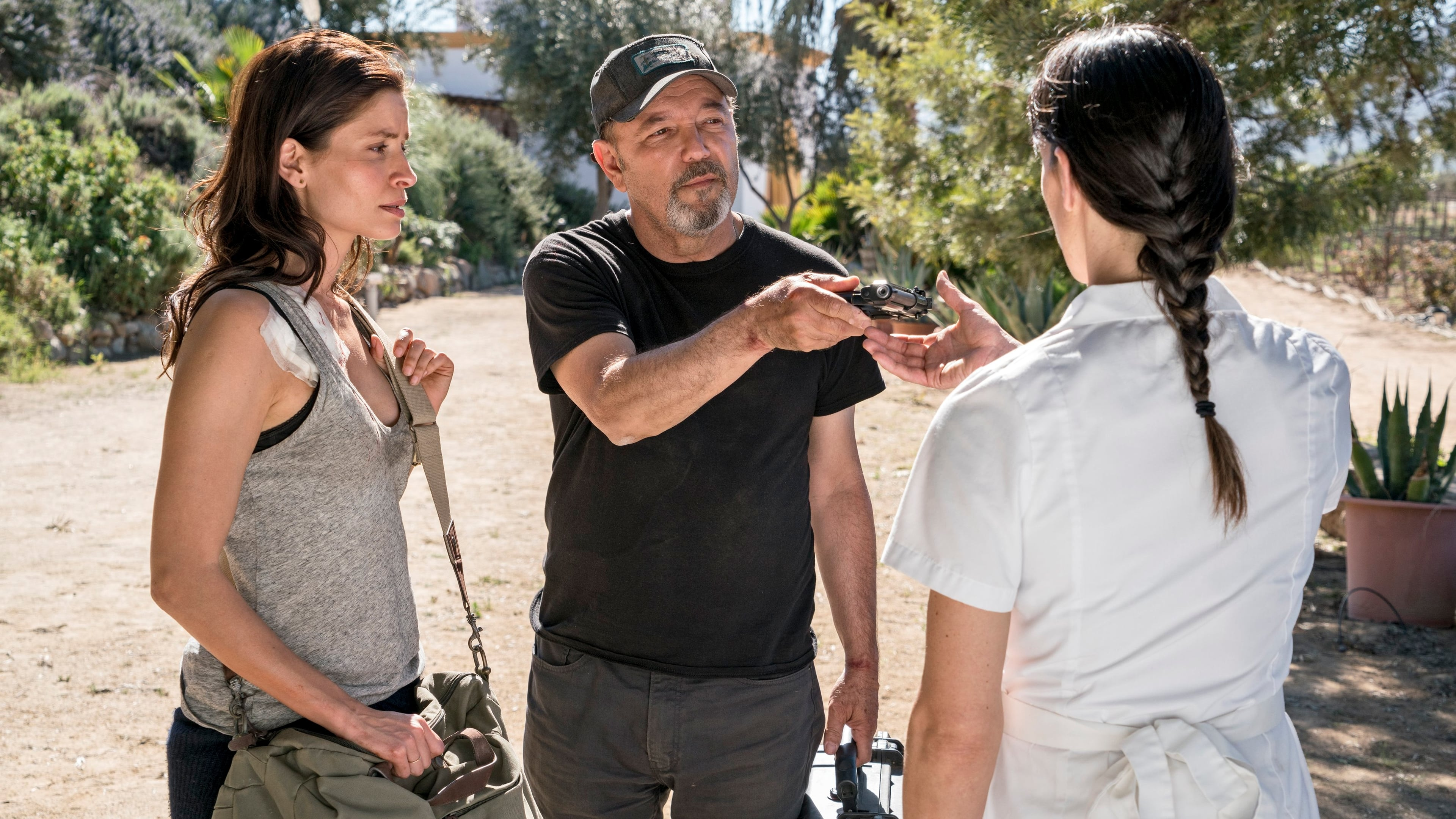 Fear the Walking Dead Season 2 :Episode 6  Sicut Cervus