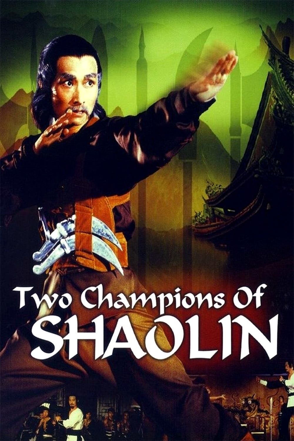 Two Champions of Shaolin (1980)