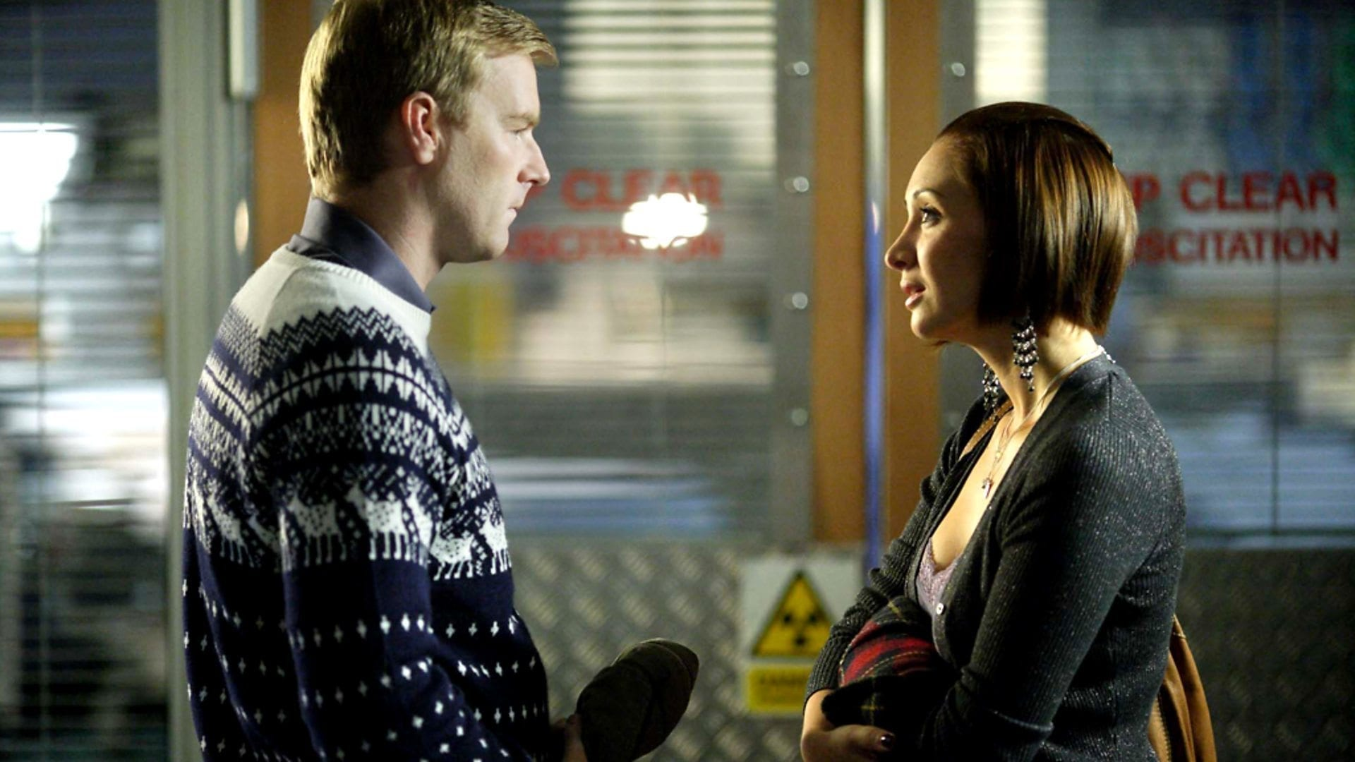 Casualty Season 25 :Episode 17  Winter Wonderland