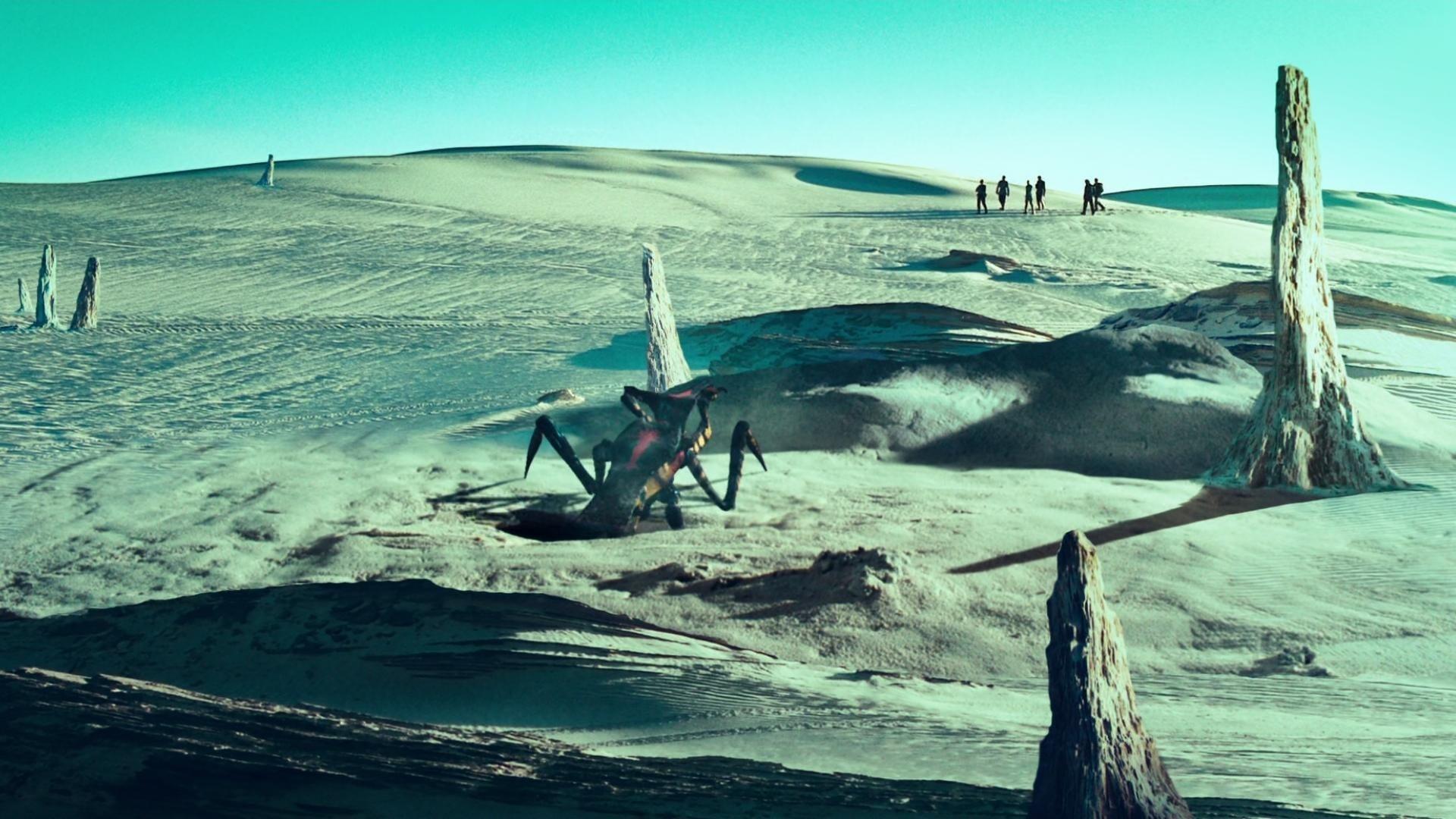 Starship Troopers 3: merodeador
