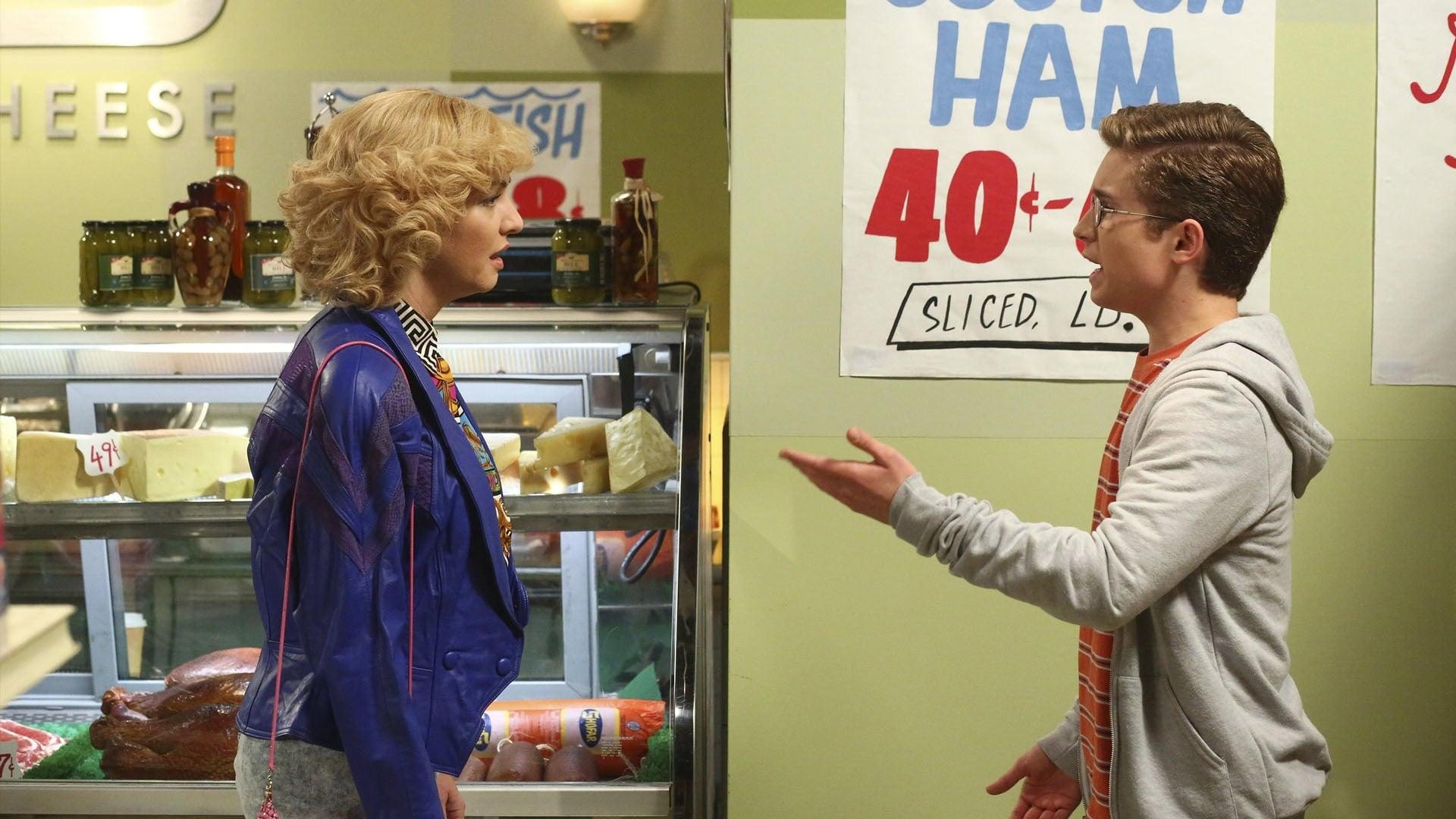 The Goldbergs Season 4 :Episode 15  So Swayze It's Crazy