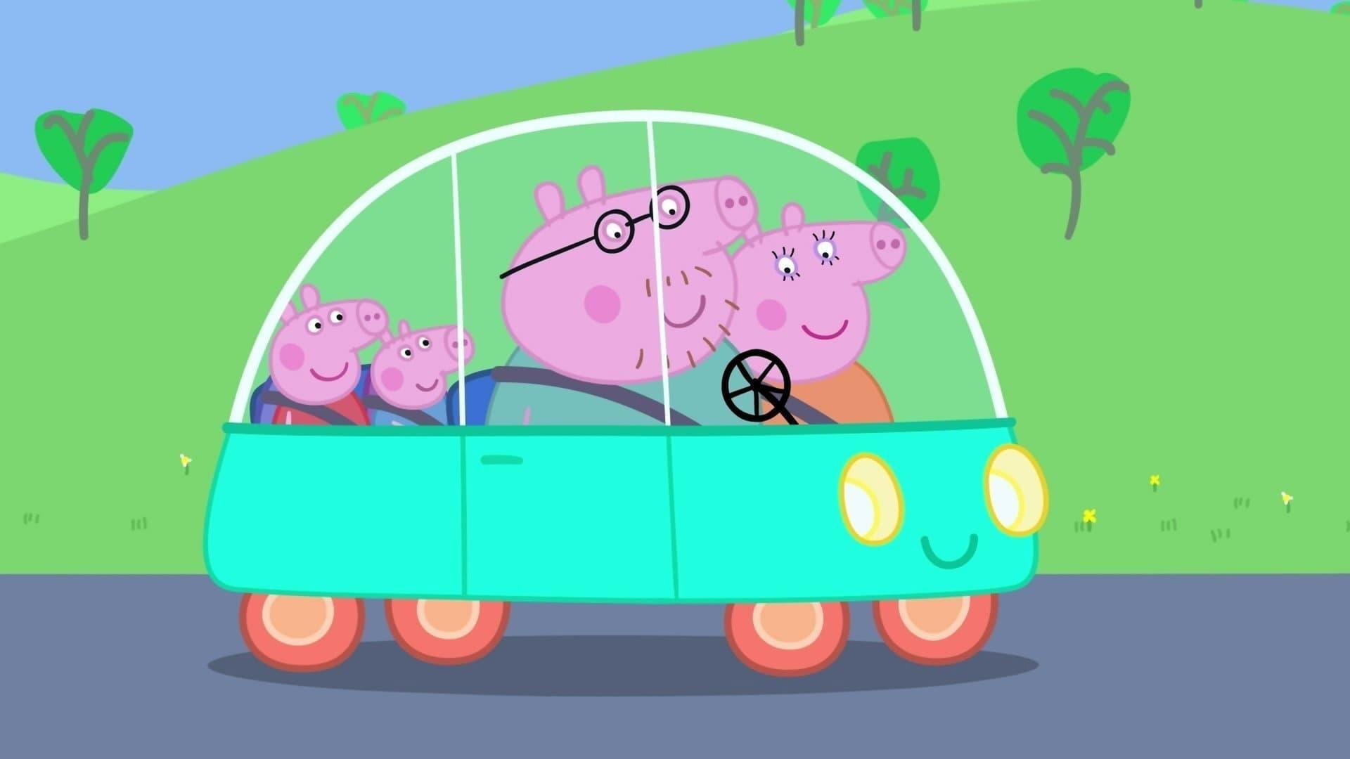 Peppa Pig Season 6 :Episode 39  Electric Car
