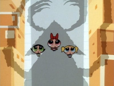 The Powerpuff Girls Season 1 :Episode 3  Insect Inside