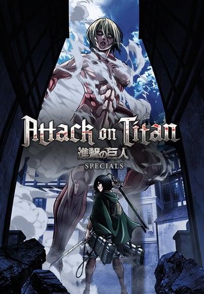 Attack on Titan Season 0