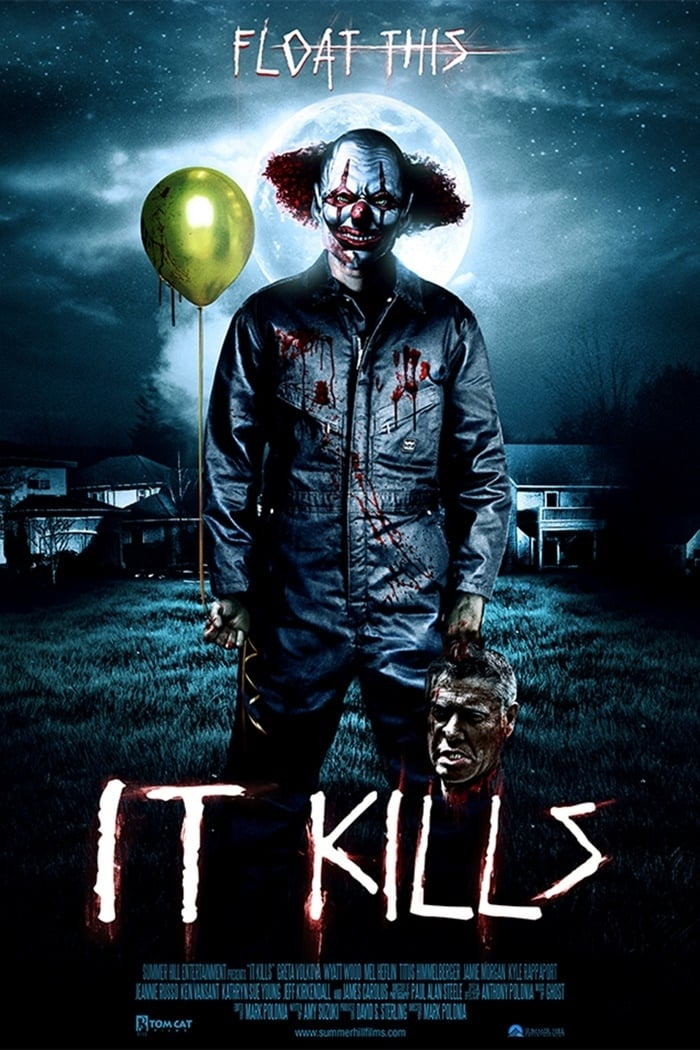 Ver It Kills Online HD Español (2017)