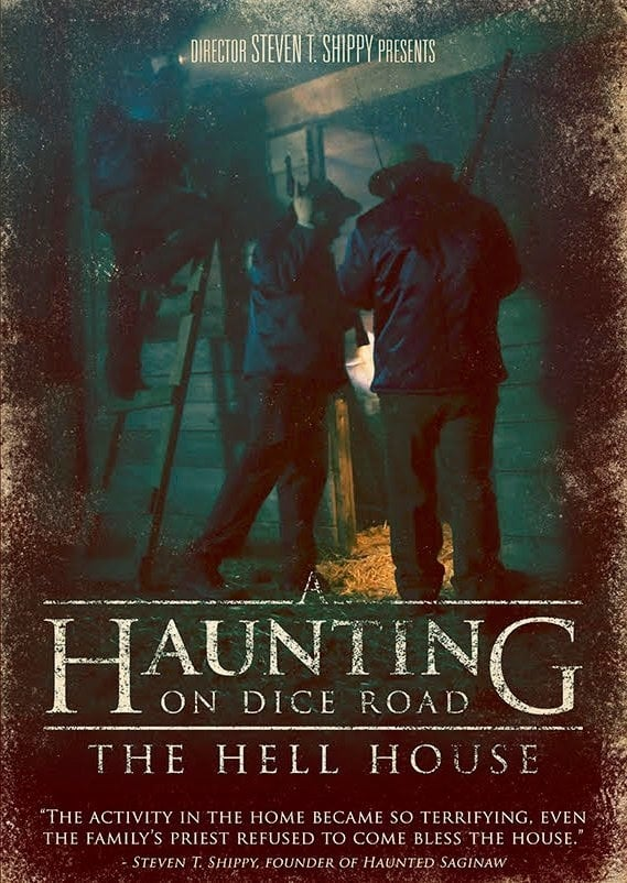 Ver A Haunting on Dice Road: The Hell House Online HD Español ()