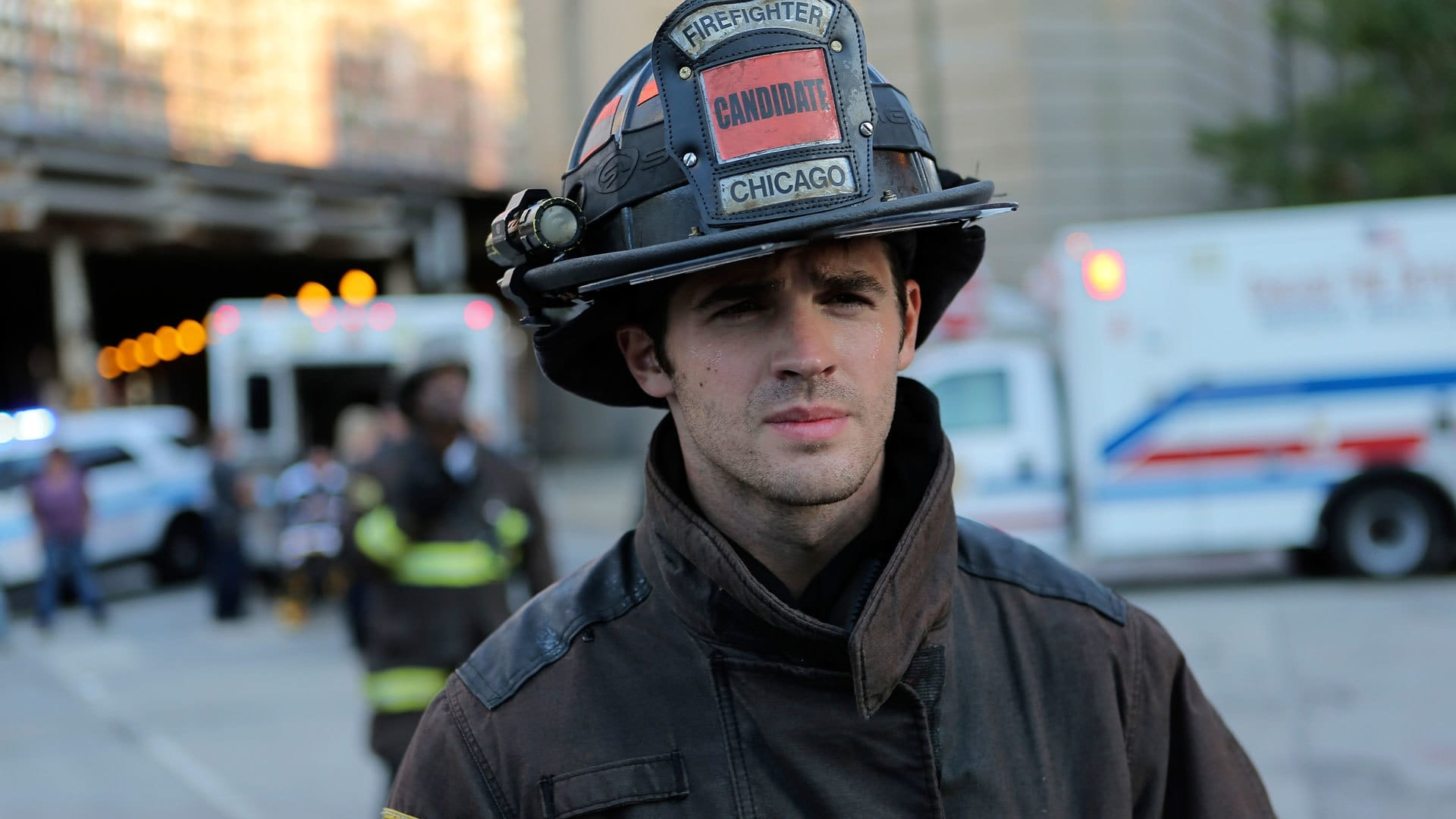 Chicago Fire - Season 5 Episode 2 : A Real Wake-Up Call