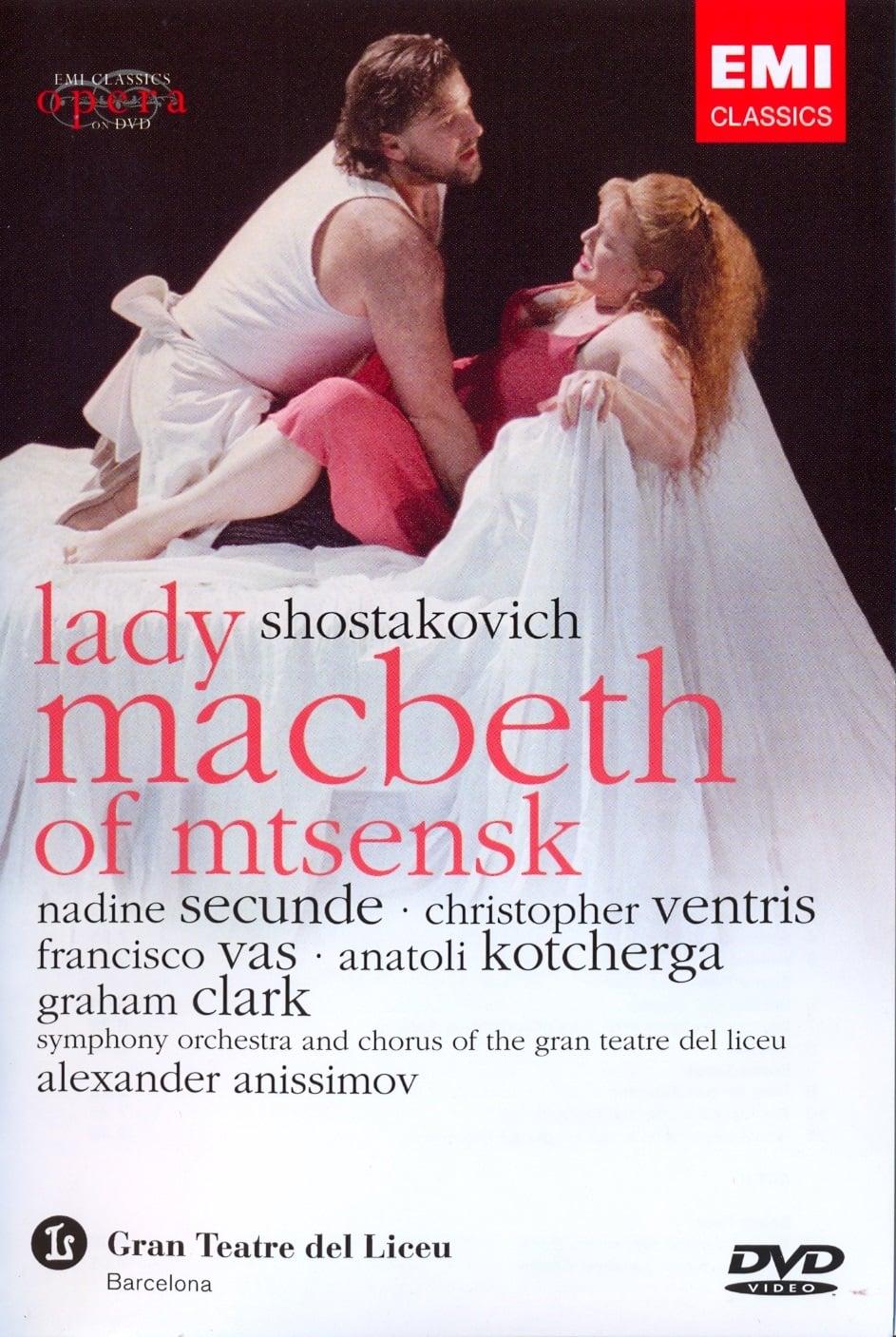 Lady Macbeth of Mtsensk (2002)