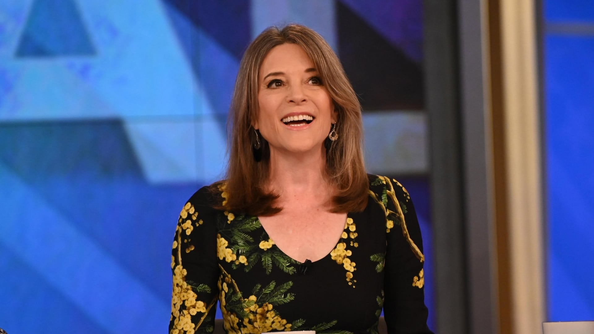 The View Season 22 :Episode 183  Marianne Williamson and Nik Wallenda