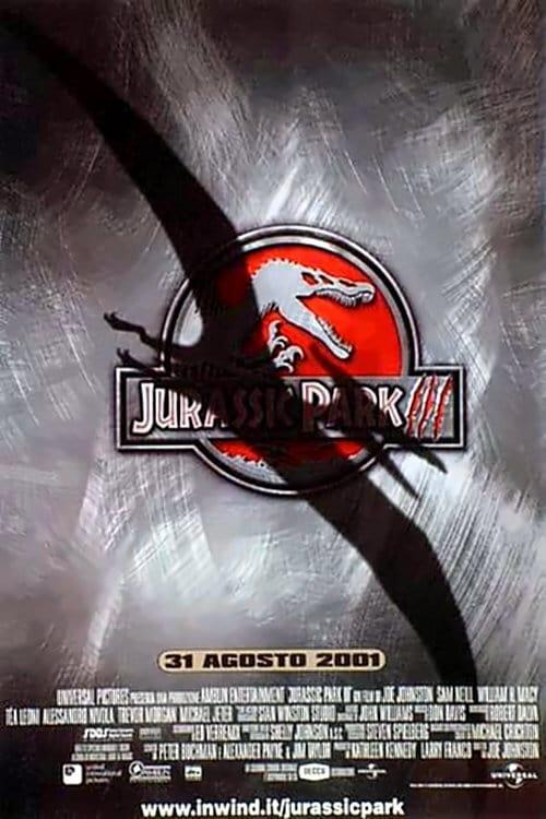 Jurassic Park III ita Streaming gratis