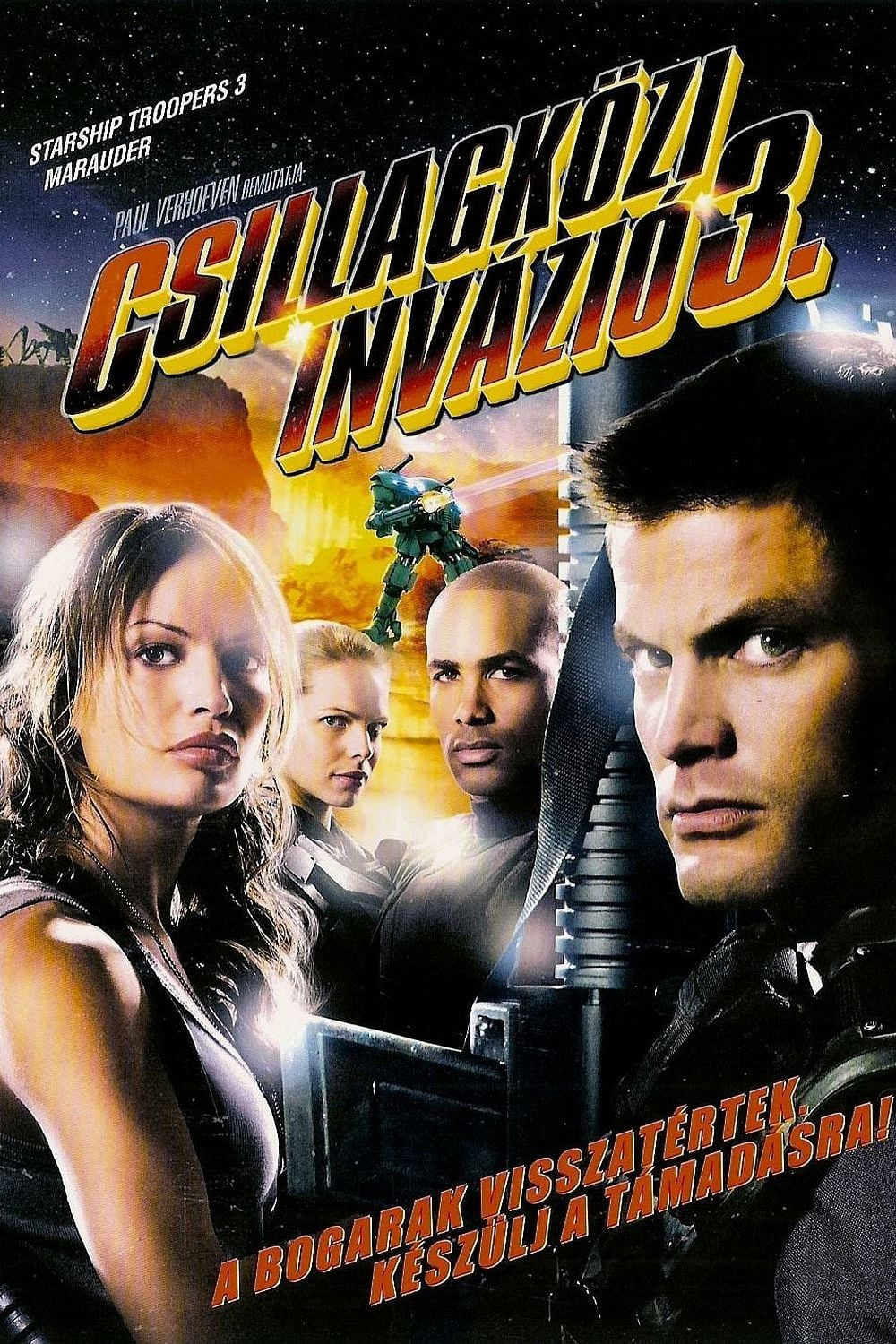 Starship Troopers 3 Stream