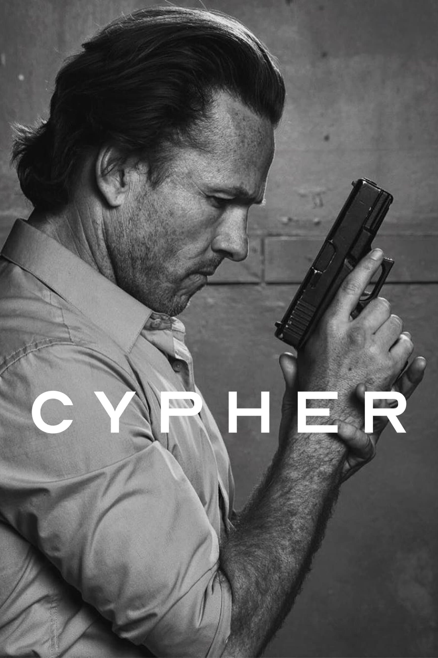 Cypher TV Shows About Crime Investigation