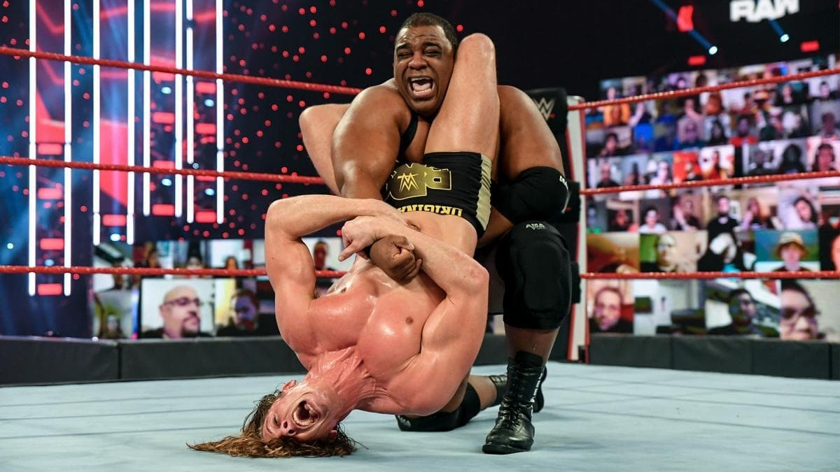WWE Raw - Season 29 Episode 6 : February 8, 2021 (1970)
