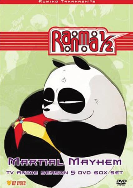 Ranma 1/2 - Season 5