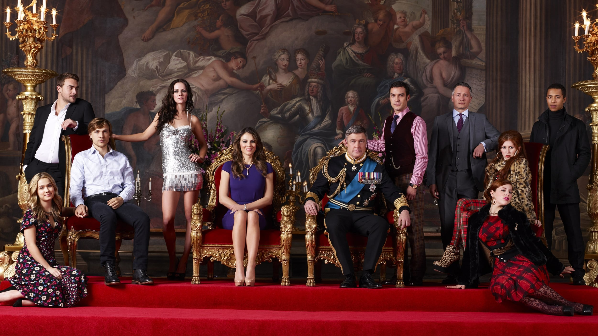 Second season The Royals to air at FOX