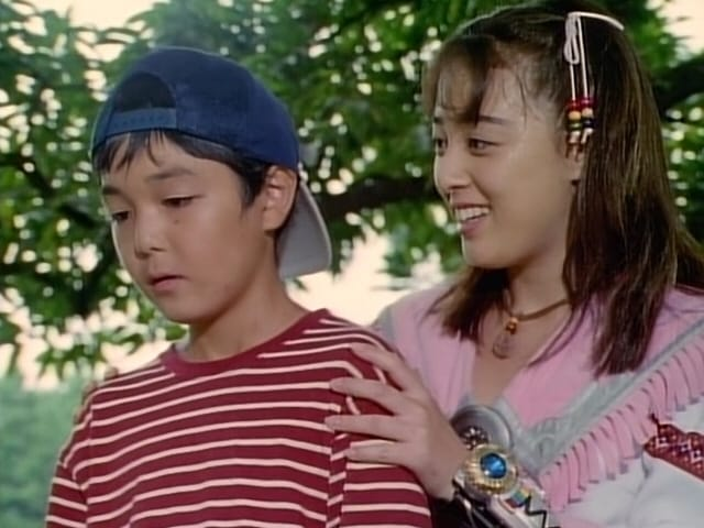 Super Sentai Season 22 :Episode 33  Beloved Saya