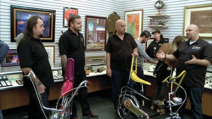 Pawn Stars Season 10 :Episode 8  Playboys and Players