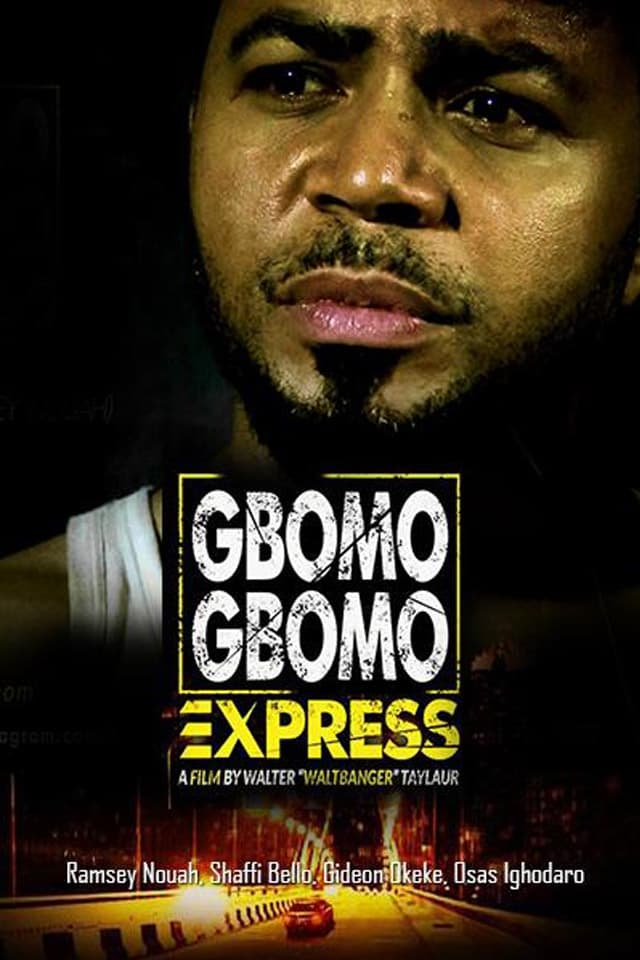 Ver Gbomo Gbomo Express Online HD Español ()