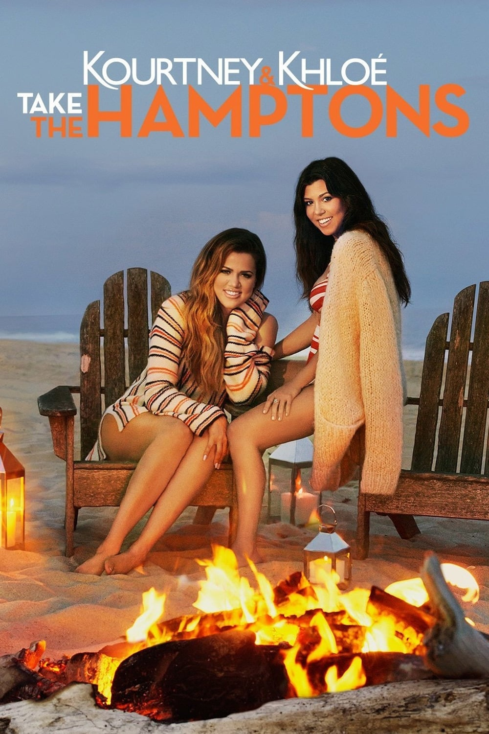 Kourtney & Khloé Take the Hamptons (2014)