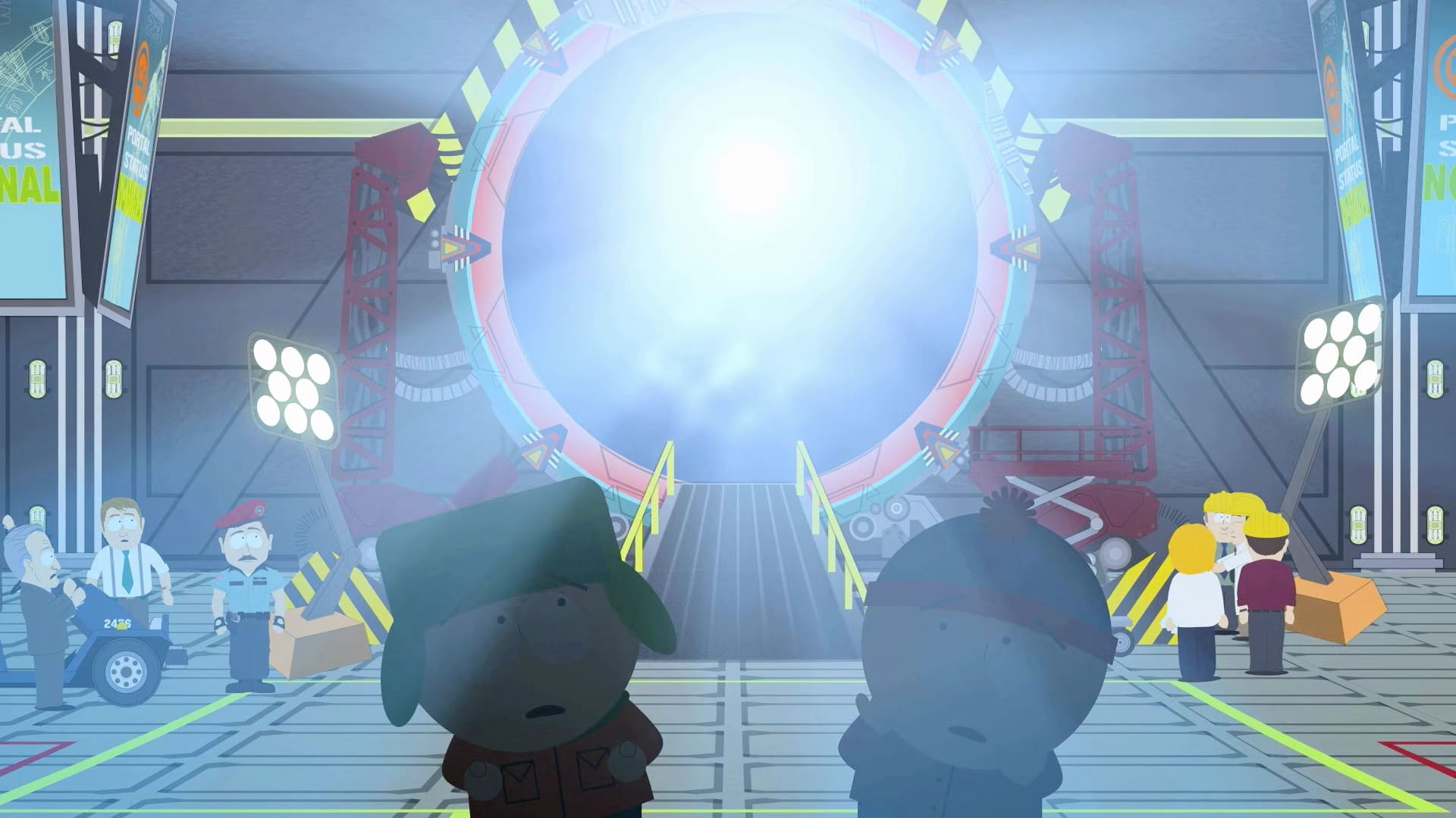 South Park Season 11 :Episode 11  Imaginationland (2)