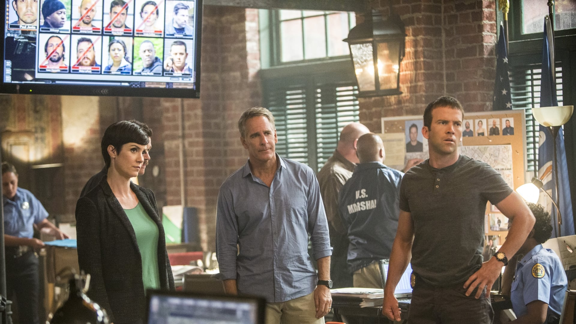 NCIS: New Orleans Season 1 :Episode 22  How Much Pain Can You Take