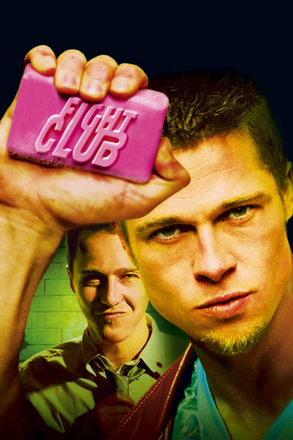 Poster and image movie Film Fight Club - Sala de lupte - Clubul de lupte - Fight Club - Fight Club -  1999