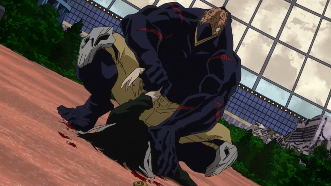 My Hero Academia - Season 1 Episode 11 : Game Over