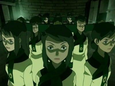 Avatar - Der Herr der Elemente Season 2 :Episode 17  Der Laogai-See