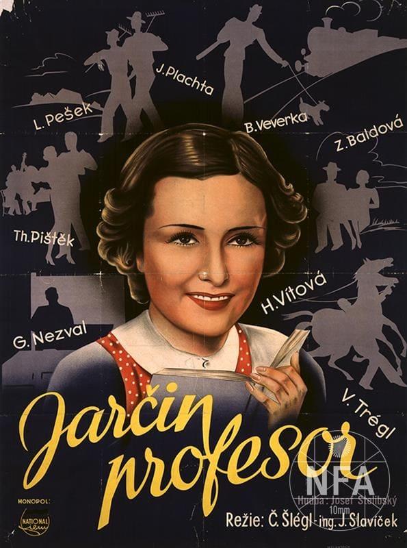 Ver Jar?in profesor Online HD Español (1937)