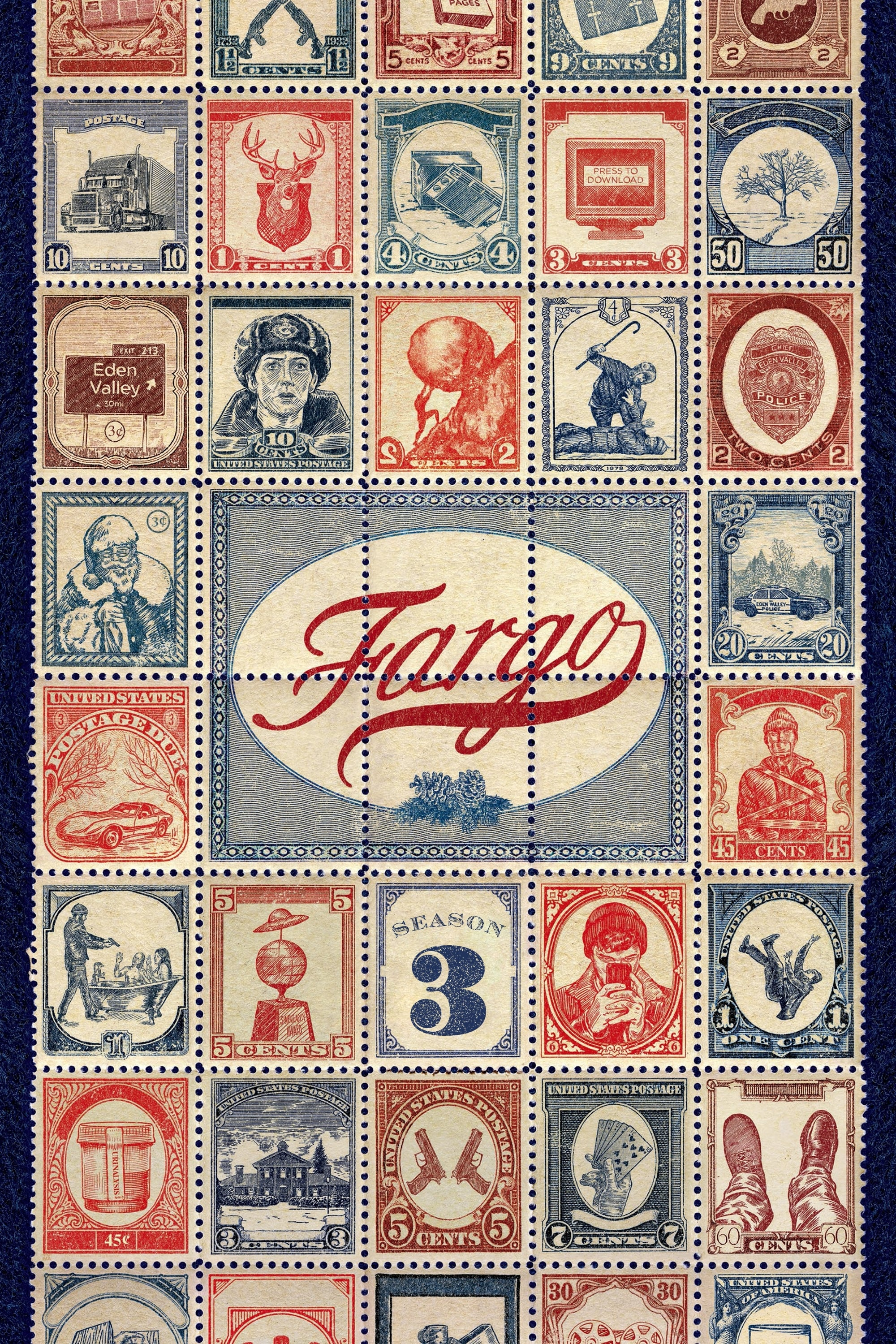 FARGO SEASON 3 putlocker 4k