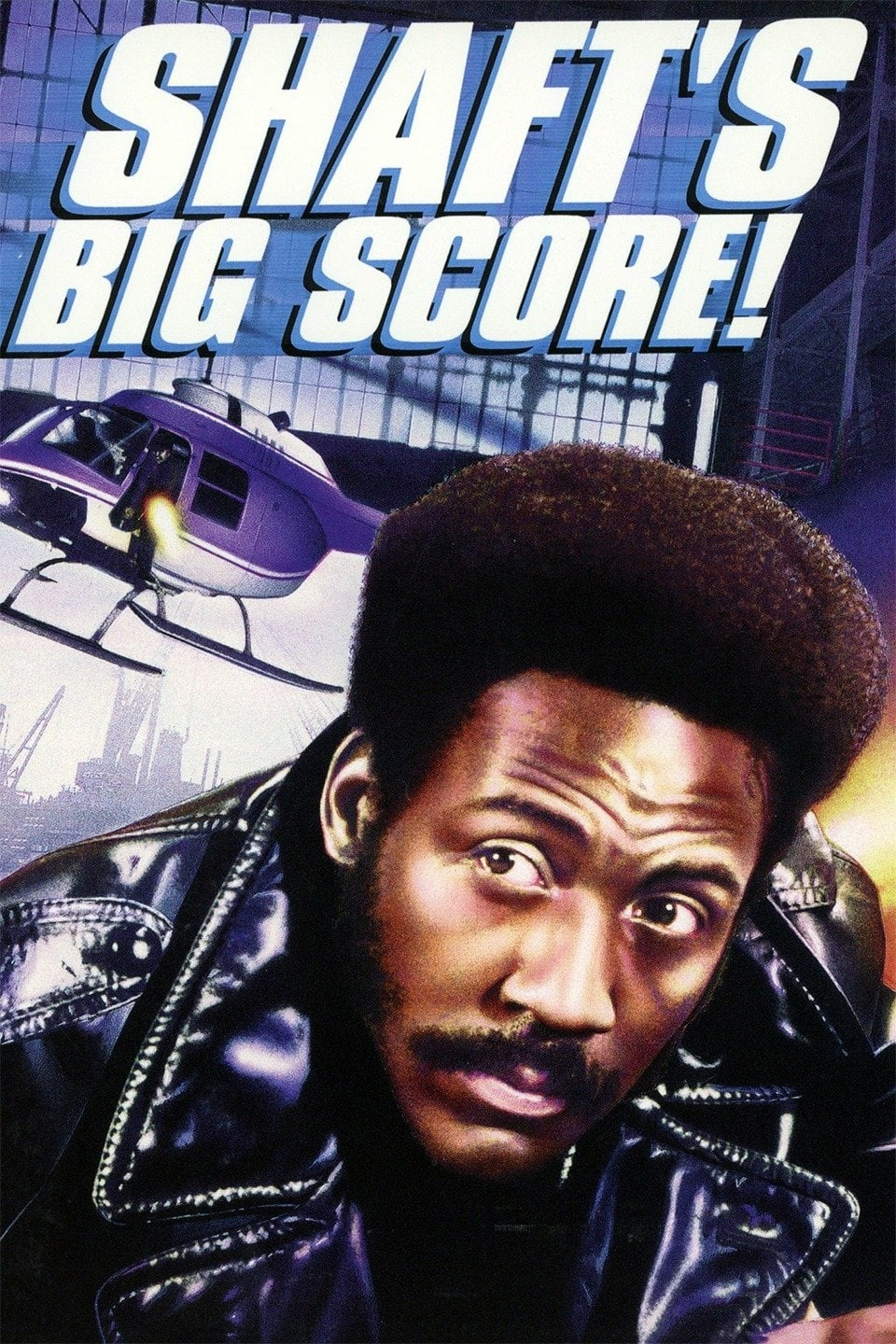 Shaft's Big Score! (1972)