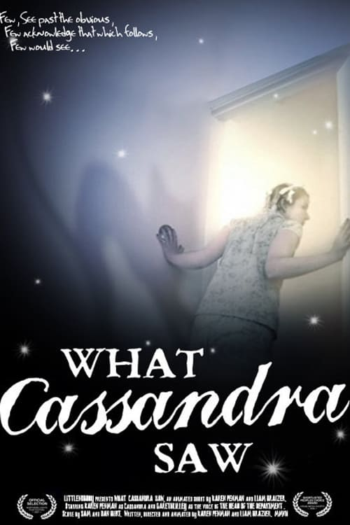 Ver What Cassandra Saw Online HD Español ()
