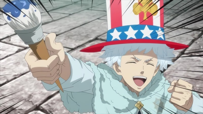 Black Clover Season 0 :Episode 2  The All Magic Knights Thanksgiving Festa