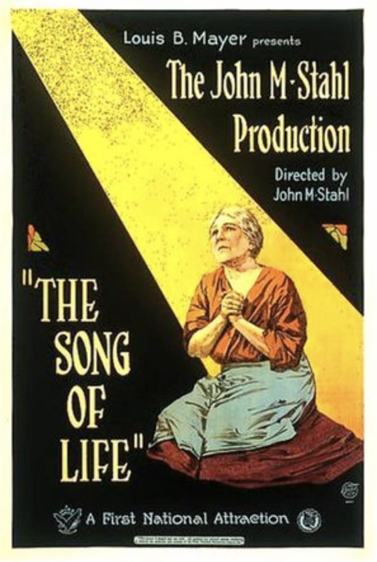 The Song of Life (1922)