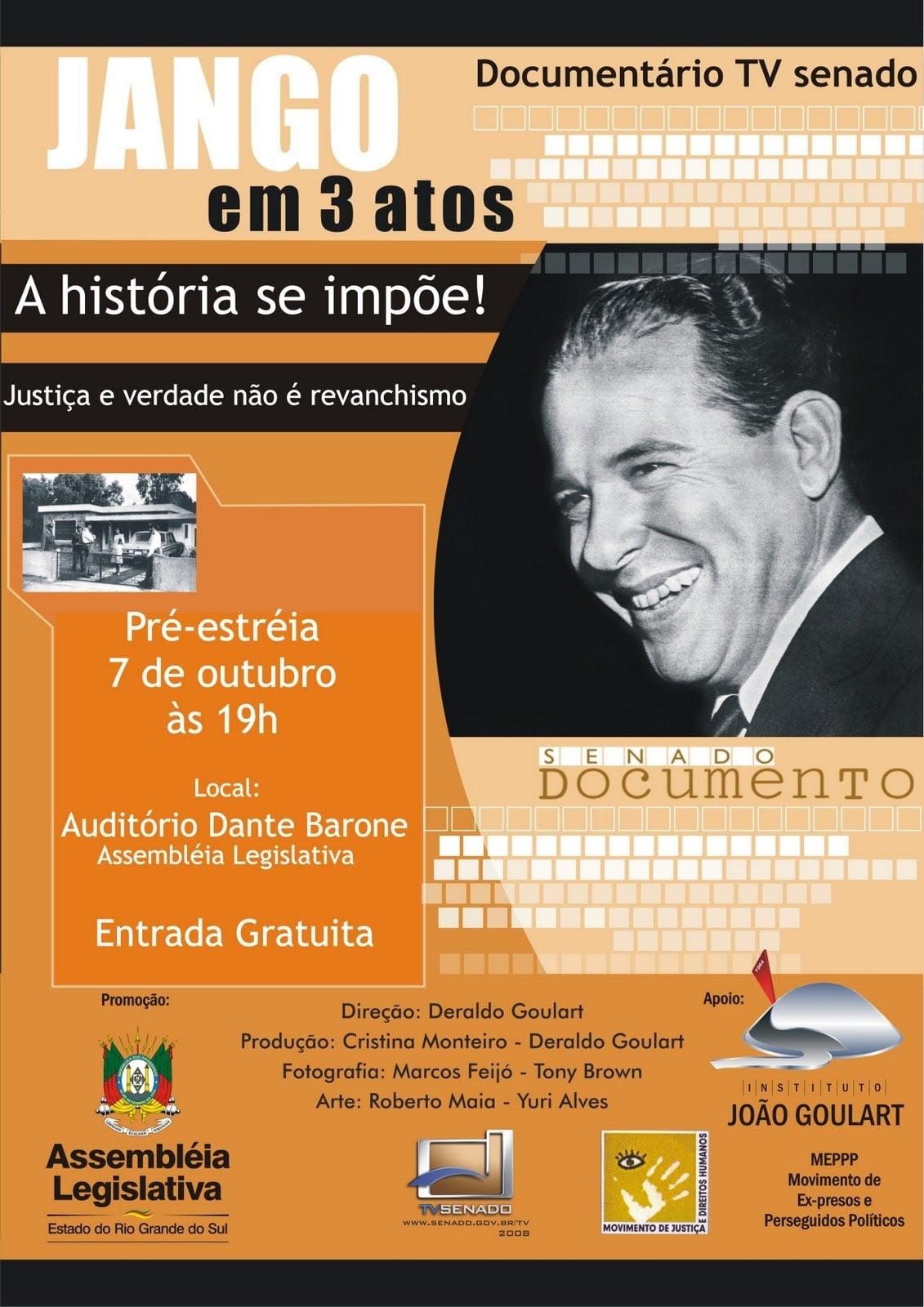Ver Jango em 3 Atos Online HD Español ()