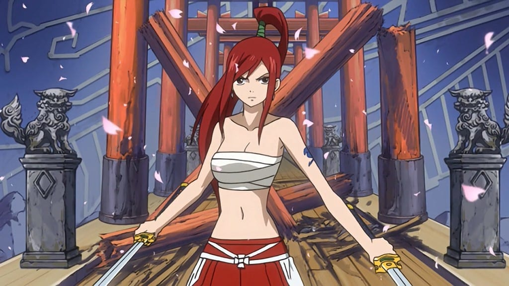 Fairy Tail Season 1 :Episode 38  Destiny