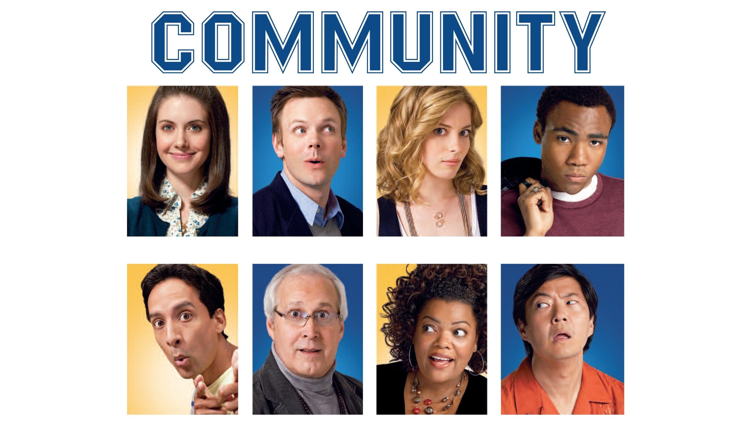 NBC maakt première datum Community bekend en van diverse andere series