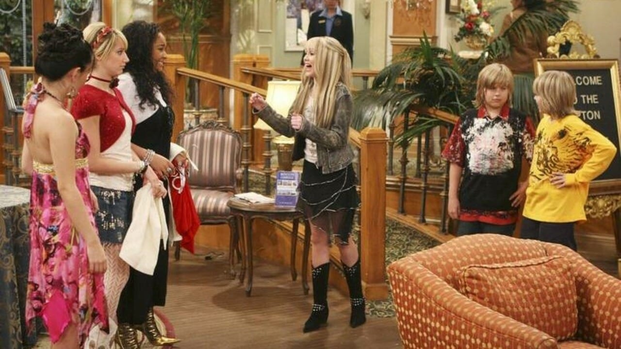 That's So Suite Life of Hannah Montana Movie