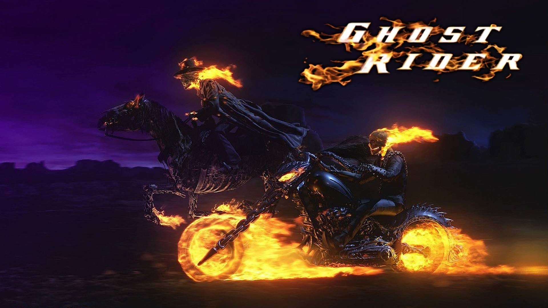 ghost rider 2007 the movie. Black Bedroom Furniture Sets. Home Design Ideas