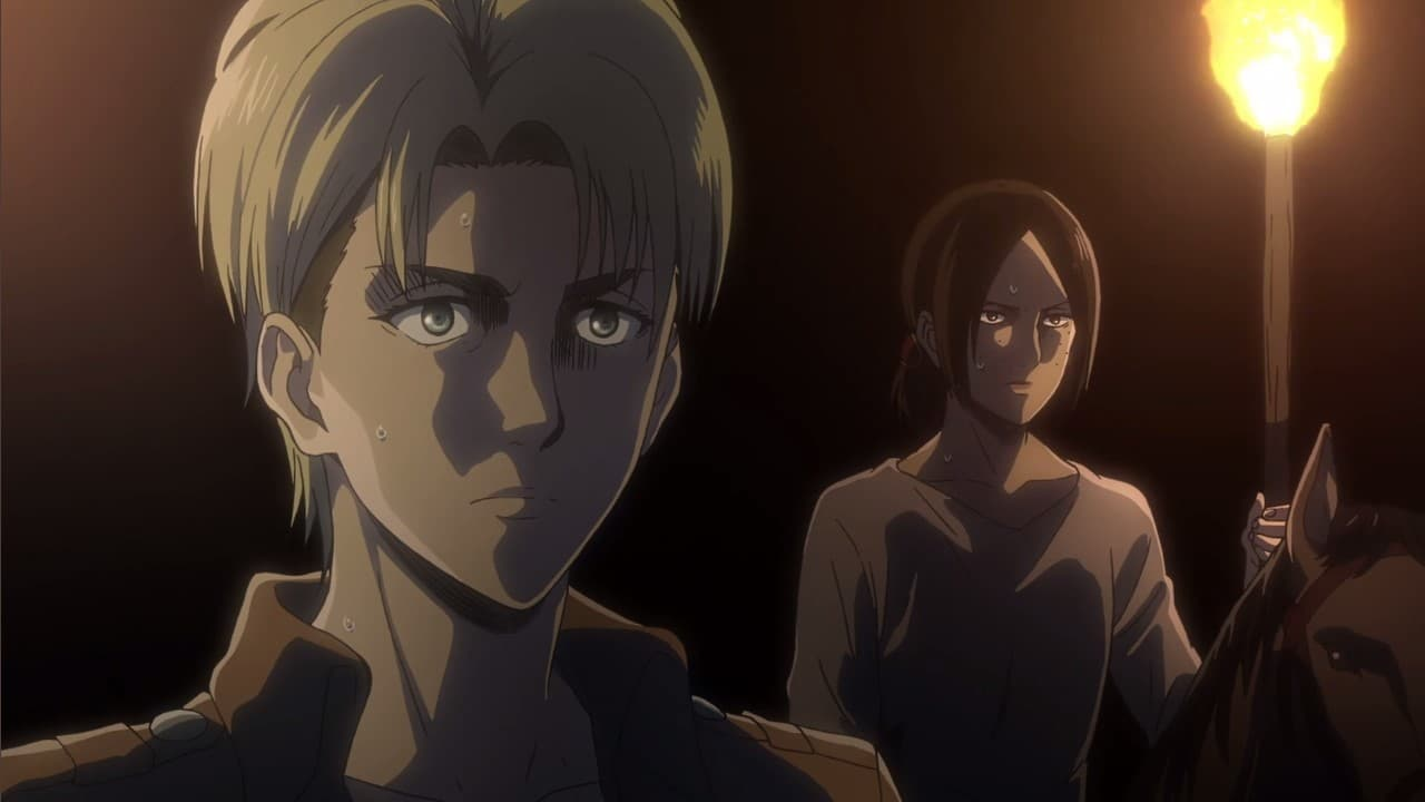 Attack on Titan Season 2 :Episode 3  [28] Southwestward