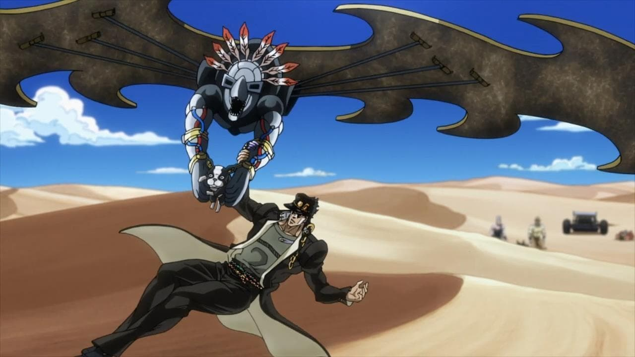 Season 2 :Episode 26  'The Fool' Iggy and 'Geb' N'Doul, Part 2